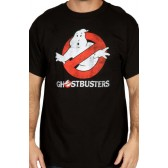 Distressed Glowing Ghostbusters T-Shirt