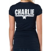 Top Gun Charlie Shirt